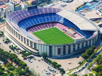 FC Barcelona på Camp Nou + Hotel